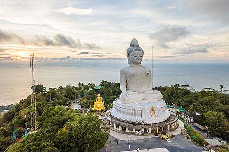 Big Buddha auf Phuket, Thailand
