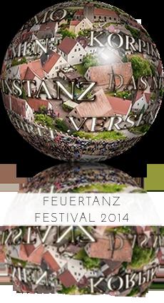 Feuertanz Festival 2014 (Time Lapse)