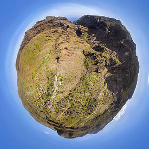 Masca Valley 360° Panorama