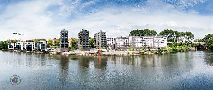Hamburg Laemmersieth HDR Panorama