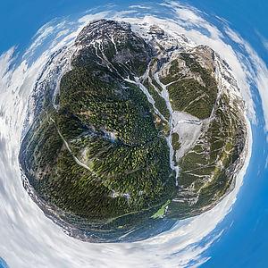 Stilfserhoch 360° HDR Panorama