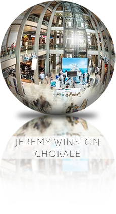 The Jeremy Winston Chorale Flashmob